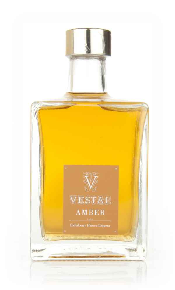 Vestal Amber Elderflower Liqueur