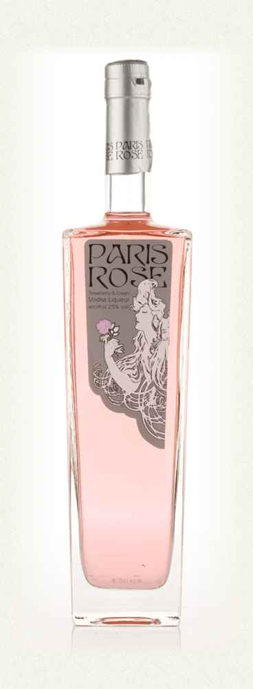 Paris Rose Vodka Liqueur