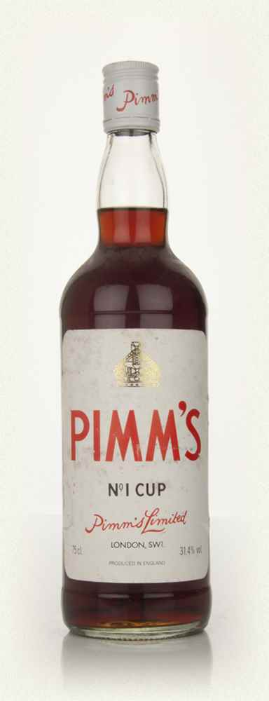 Pimms No 1 Cup - early 1980s