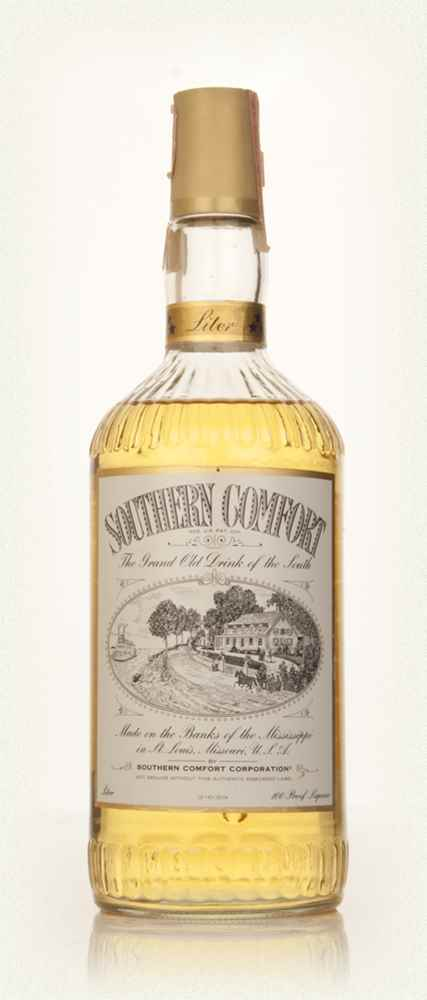 Southern Comfort 1l - 1960s
