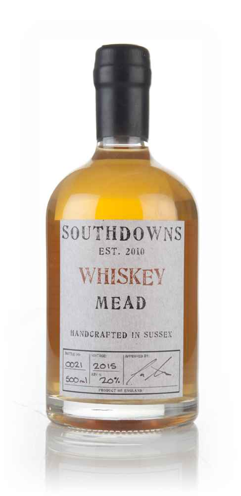 Southdowns Whiskey Mead