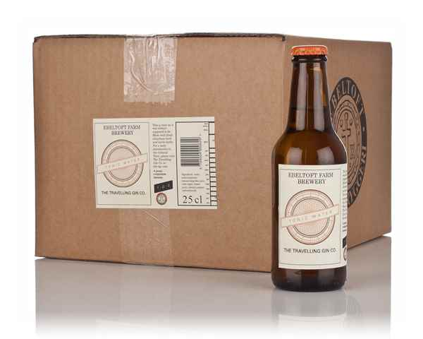 Ebeltoft Farm Brewery & The Travelling Gin Co. Tonic Water (20 x 25cl)