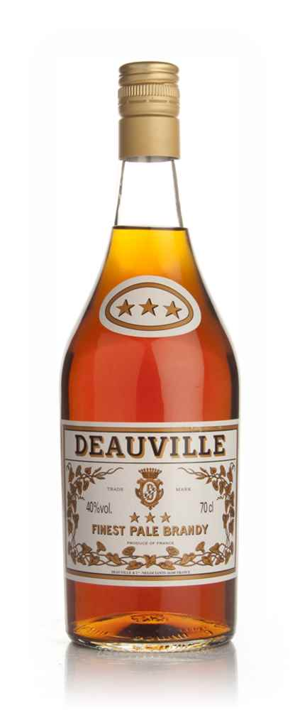 Deauville *** Finest Pale Brandy