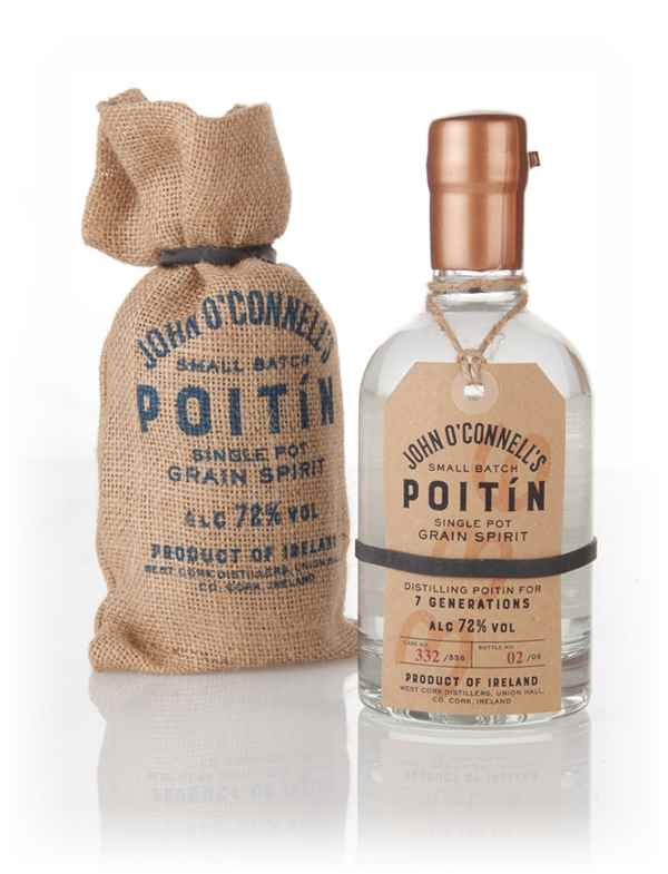 John O'Connell's Small Batch Poitín