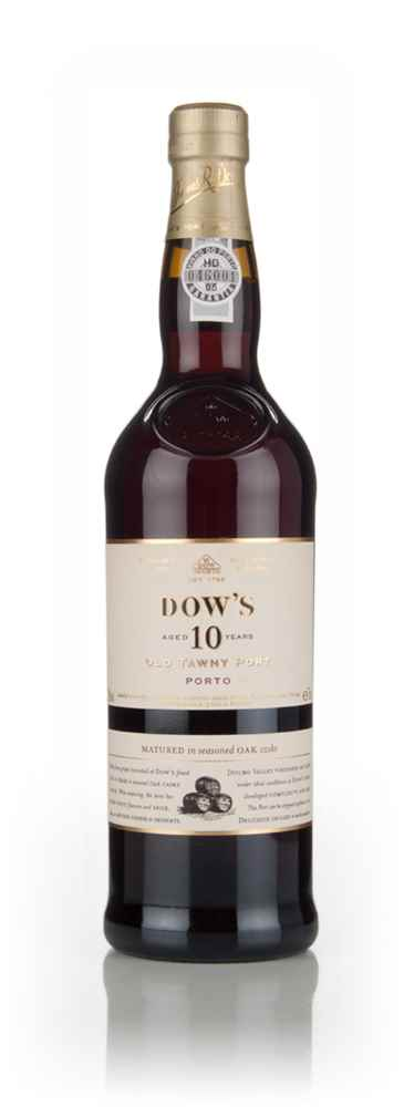 Dow's 10 Year Old Tawny Port