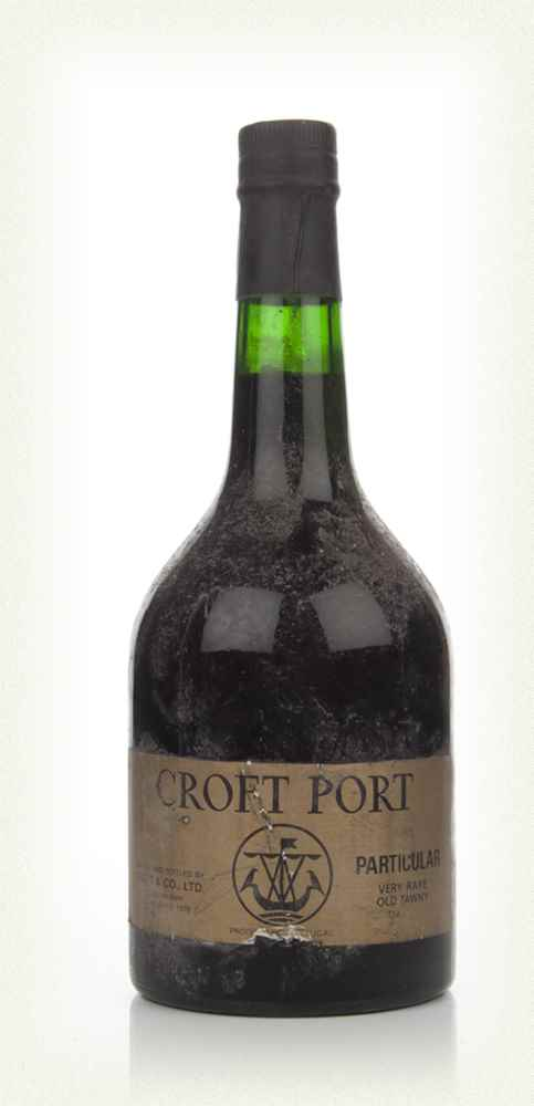 Croft's Particular Very Rare Old Tawny Port - 1970s