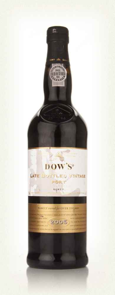 Dow's 2005 Late Bottled Vintage Port