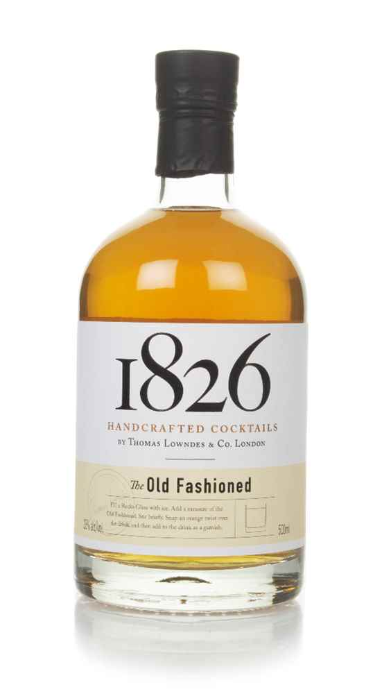 1826 Old Fashioned