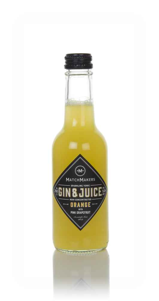 Matchmakers Gin & Juice - Orange