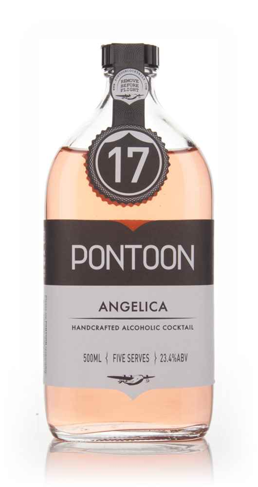 Pontoon No. 17 Angelica Cocktail