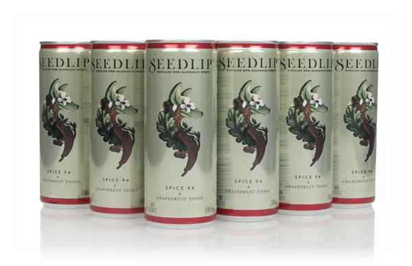 Seedlip Spice 94 & Grapefruit Tonic (12 x 250ml)