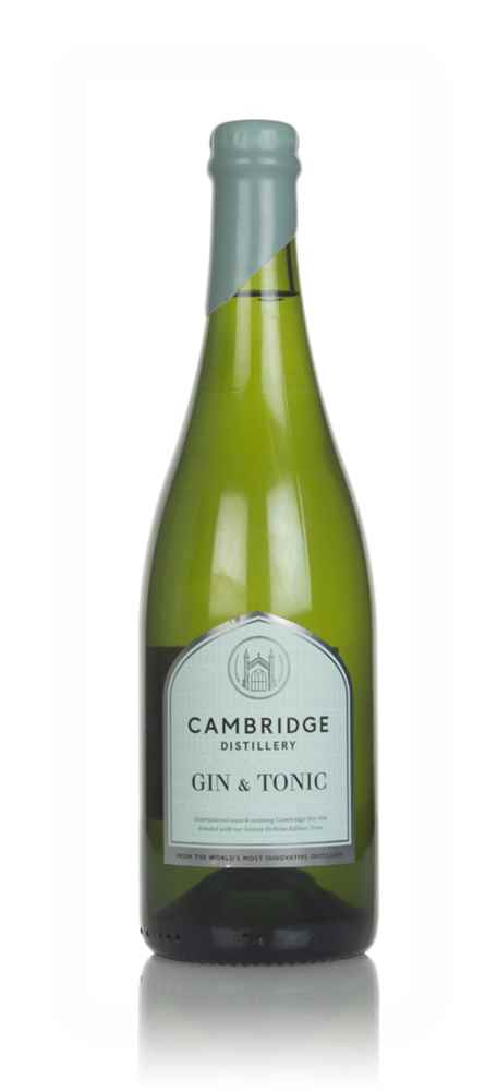 Cambridge Gin & Tonic