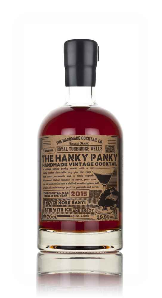 The Hanky Panky Cocktail (70cl)