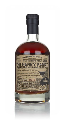 The Hanky Panky Cocktail