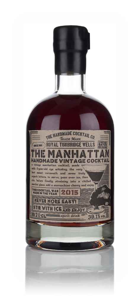 The Manhattan Cocktail (70cl)