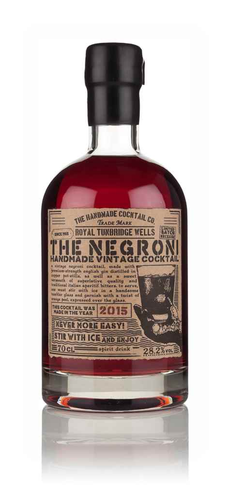 The Negroni Cocktail (70cl)