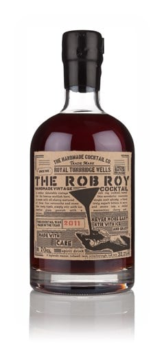 The Rob Roy Cocktail 2011