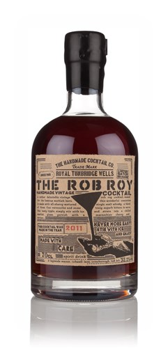 The Rob Roy Cocktail 2014