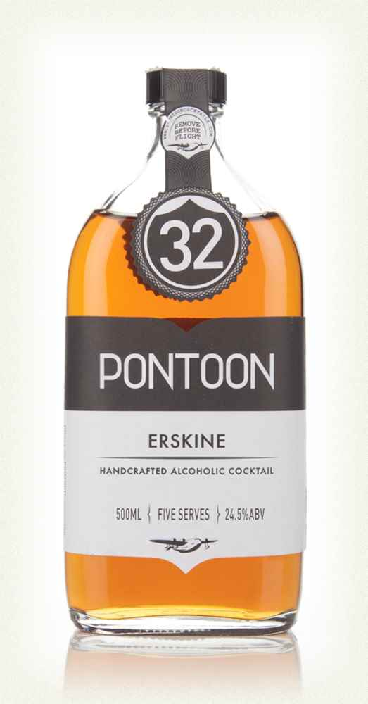 Pontoon No. 32 Erskine Cocktail