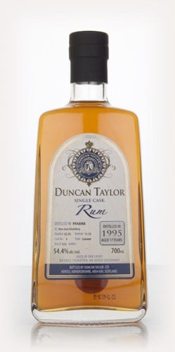 Don Jose 17 Year Old 1995 Rum (cask 4) (Duncan Taylor)