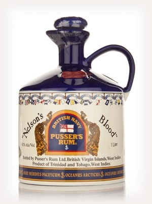 Pusser's Nelson's Blood Flagon