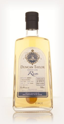 Monymusk 15 Year Old 1997 Rum (cask 3) (Duncan Taylor)