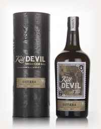 Diamond 18 Year Old 1998 Guyanese Rum - Kill Devil (Hunter Laing)