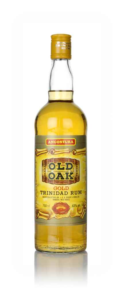 Angostura Old Oak Gold - 1980s