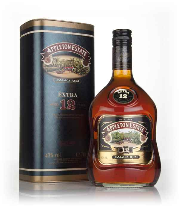 Appleton Estate 12 Year Old Extra