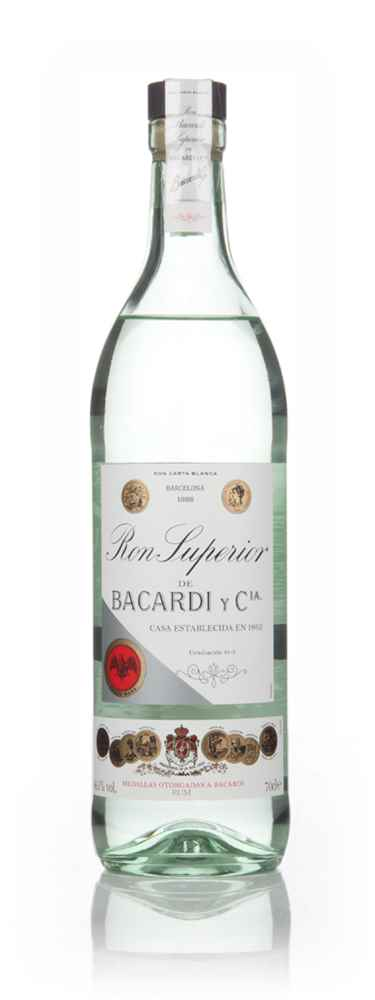 Bacardi Ron Superior Heritage Limited Edition