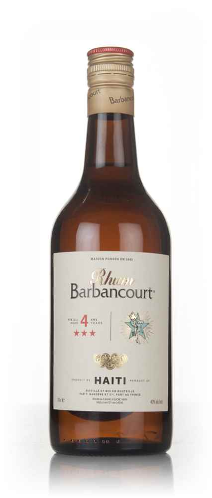 Barbancourt 3 Star (4 Year Old)
