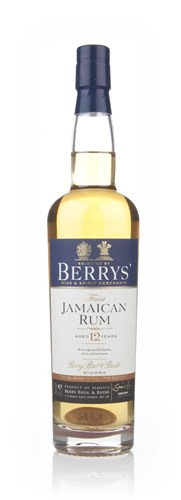 Jamaica 12 Year Old Rum (Berry Bros & Rudd)