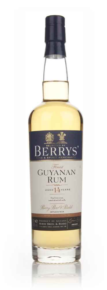 Guyanan Rum 14 Year Old (Berry Bros. & Rudd)
