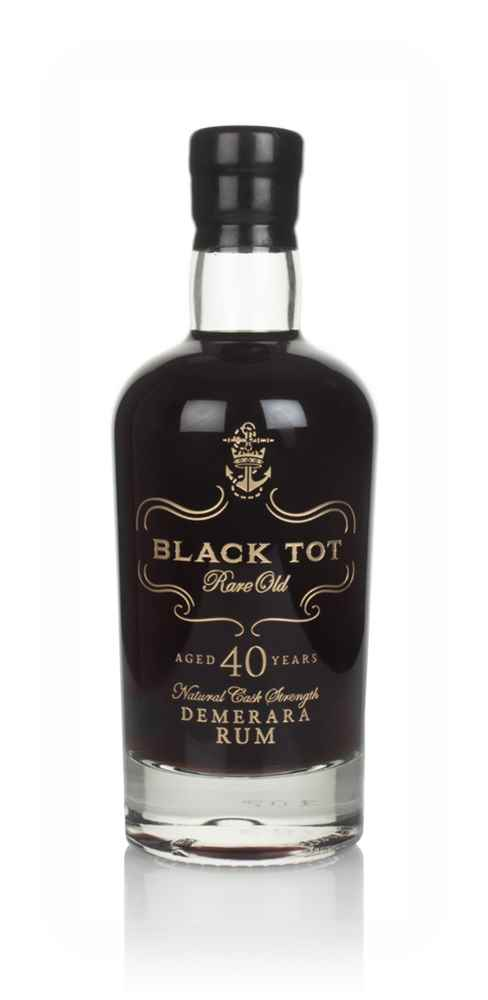 Black Tot 40 Year Old (without Presentation Box)