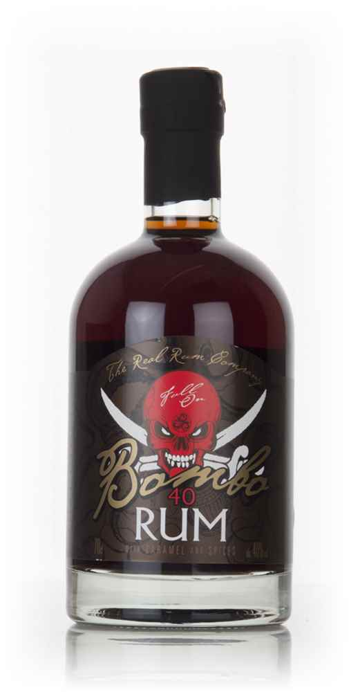 Bombo 40 Rum - Caramel & Spices