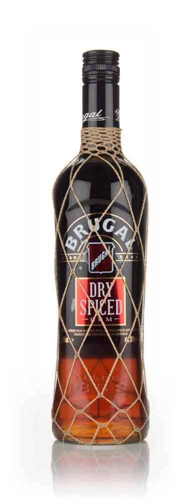 Brugal Dry Spiced