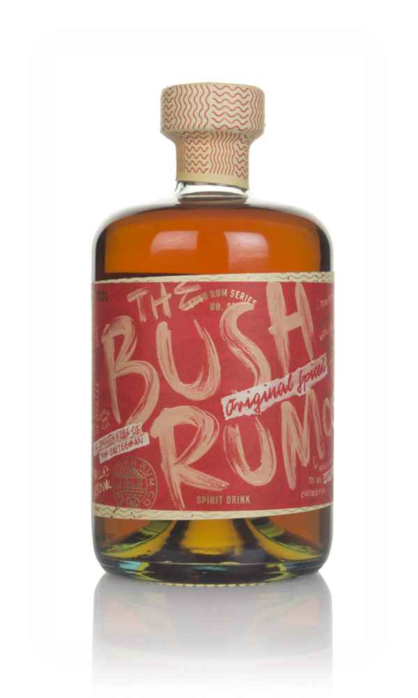Bush Rum Original Spiced