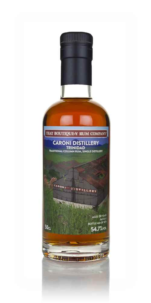 Caroni 20 Year Old (That Boutique-y Rum Company)
