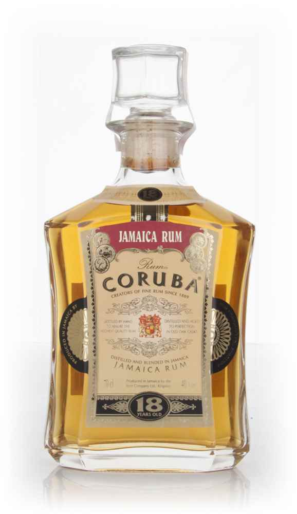Coruba 18 Year Old Jamaica Rum