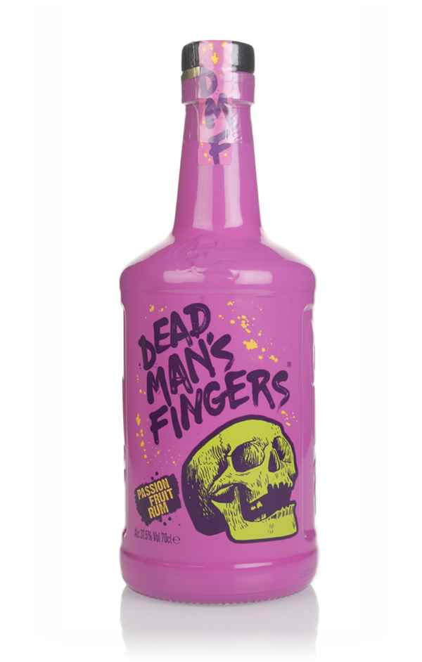 Dead Man's Fingers Passion Fruit Rum