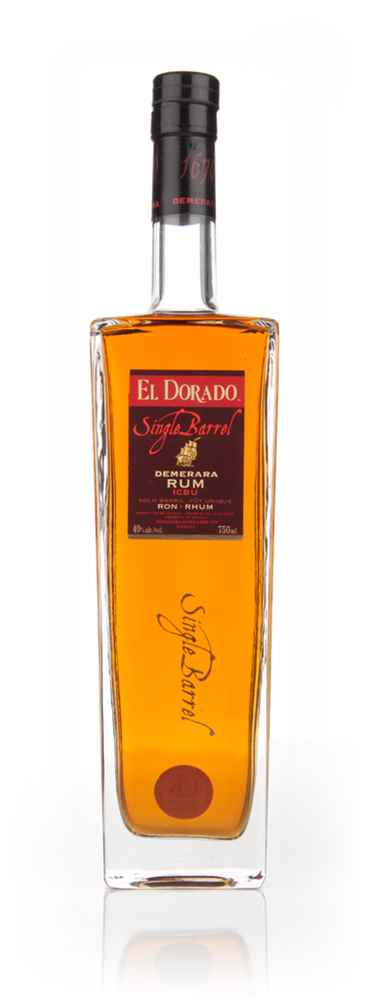 El Dorado Single Barrel Rum ICBU