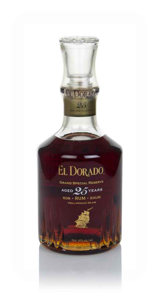 El Dorado 25 Year Old 1986