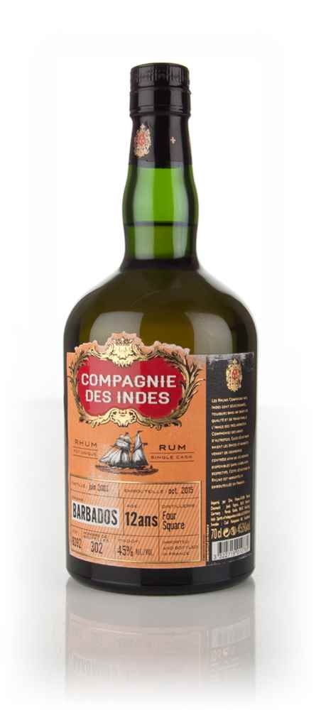 Foursquare 12 Year Old - Barbados Rum (Compagnie des Indes)