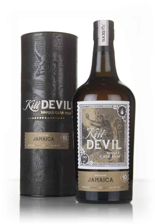 Jamaican Rum 10 Year Old 2006 - Kill Devil (Hunter Laing)
