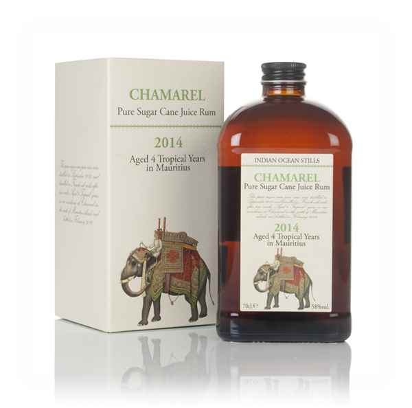 Chamarel 4 Year Old 2014 - Indian Ocean Stills (Velier)