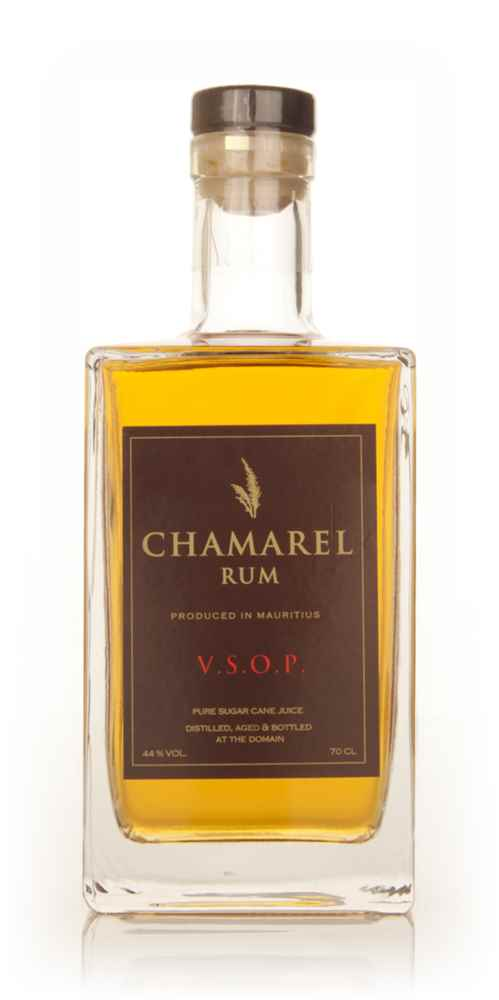 Chamarel VSOP 4 Year Old Rum (44%)
