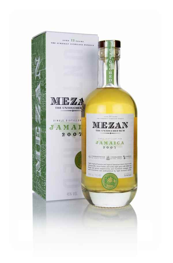 Mezan Jamaica 2007 (bottled 2019)