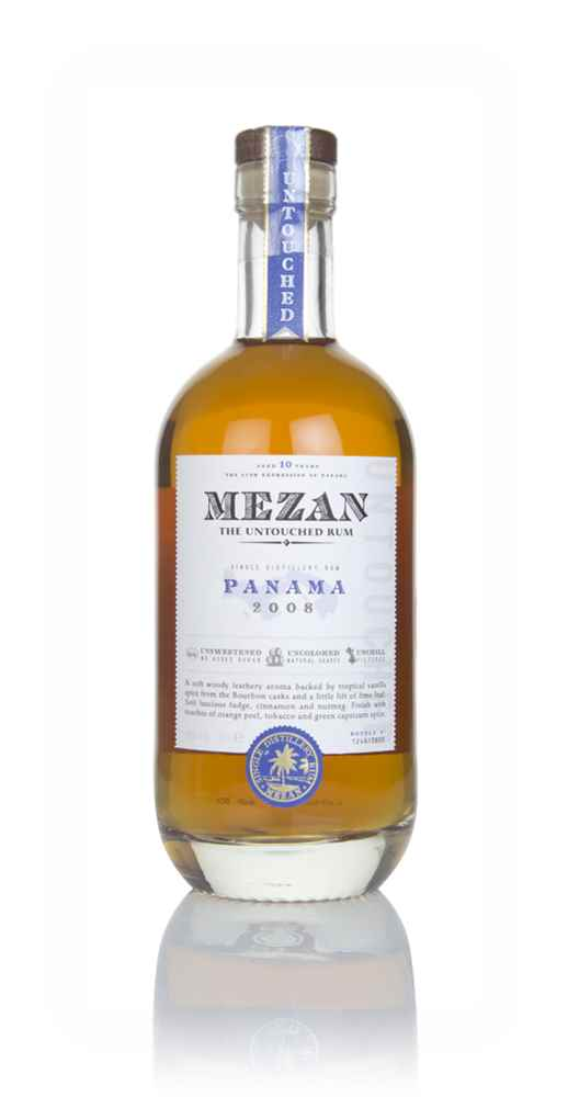 Mezan Panama 2008 (bottled 2018)