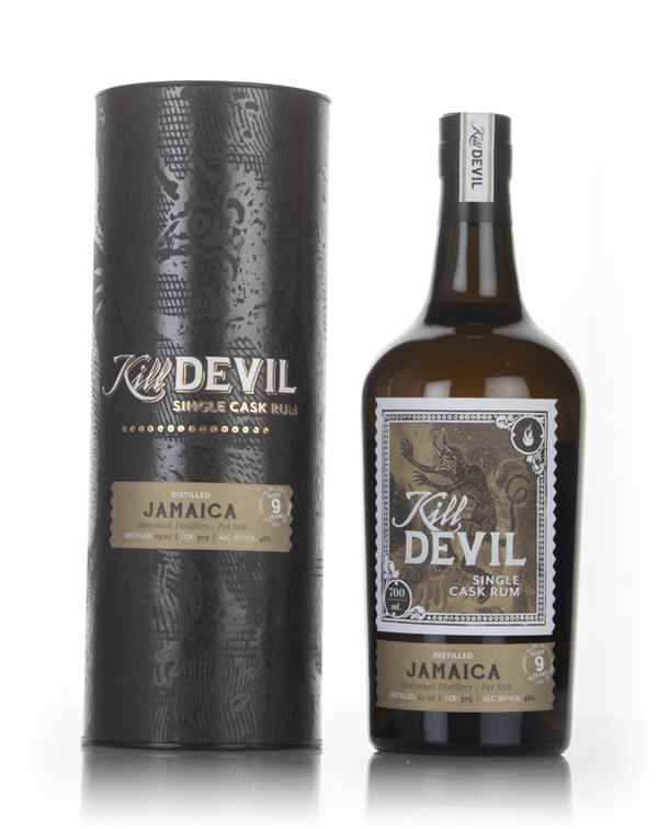 Monymusk 9 Year Old 2007 Jamaican Rum - Kill Devil (Hunter Laing)