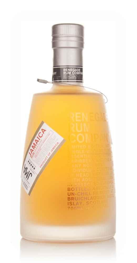 Renegade Jamaica Monymusk 5 Year Old - Tempranillo Cask Finish